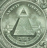 The Eye of Providence (as seen on the American dollar bill)