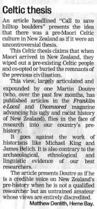 New Zealand Herald, Thursday, May 7th, 2009