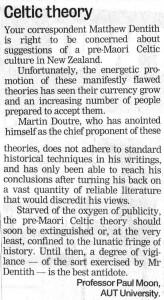 New Zealand Herald, Friday, May 8th, 2009