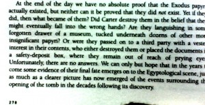 Tutankhamun - The Exodus Conspiracy - p. 279